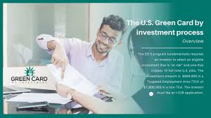 Citizen or green card holder. U S Investment Green Card Process