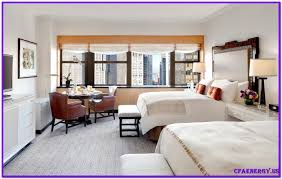 Bedroom 3 Hotel Suites In Nyc 1 Suite New York