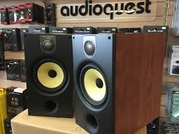 bowers and wilkins bookshelf speakers. $1,099. the latest version of famous 685 bookshelf speaker from bowers and wilkins. wilkins speakers