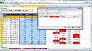 Finance Excel Functions Excel For Accounting And Finance Northwest Accounting Educators