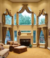 Two Story Living Room Curtains 2 Story Living Room Curtains Best Living Room 2017