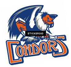 bakersfield condors full logo
