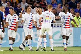Add to that a sudden togetherness and france should be looking to breeze through their group. Soccer Mbappe On The Front Foot As France Draw With U S Reuters Com