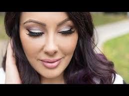 clic glam look makeup geek