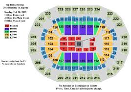 Fresno Save Mart Center Seating Save Mart Center Seat View