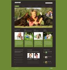 Dog Training Website Template