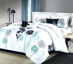 blue brown comforter set full bed in a bag sets awesome 7 full size bedding teal blue brown comforter set