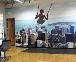 wall murals office. Corporate Office Wall Murals Design For Size 1500 X 1223 E