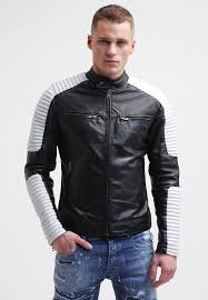 be edgy max leather jacket white black men leather jackets be edgy
