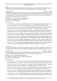 Sample Director Of Finance Resume Resume Finance Manager Best Nance Manager Resume Example Intended