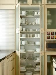 wooden small kitchen storage ideas