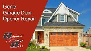 Genie Garage Door Opener Repair Tulsa - YouTube