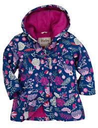 Hatley Raincoat Size Chart Field Flowers Raincoat Hatley Us