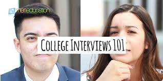 read college interview do s and don ts