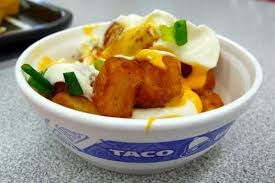 taco bell cheesy fiesta potatoes.  Potatoes Greatesttacobellitemscheesyfiestapotatoes Intended Taco Bell Cheesy Fiesta Potatoes Y