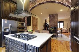 gas cooktop island. Houston Real Estate Homes Relocation. Kitchens W Island Cooktop Kitchen Gas C