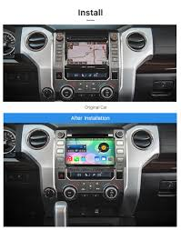 8 inch Android 7.1.1 GPS Sat Nav Car Stereo for 2014 2015 2016 ...