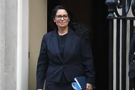 Priti Patel takes aim at Windrush campaigners amid deportation row |  Evening Standard