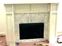 faux stone fireplace surround kits synonym
