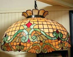 stained glass hanging light vintage stained glass hanging lamp vintage hanging lamps old stained glass hanging