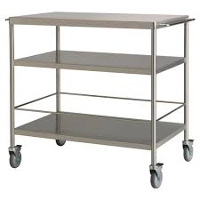 Steel Shelf For Kitchen Ikea Metal Kitchen Racks Flytta Kitchen Cart Stainless Steel Ikea