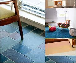 old slate floor tiles modern looks a stylish foundation the best flooring for your mcm home