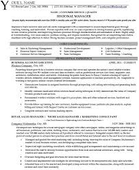 Medical Billing Supervisor Resume Sample Retail Sales Manager Resume Unique Sample Resume For Regional Sales ...