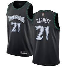 Nike Authentic Kevin Garnett Mens Black Nba Jersey 21