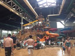 we attended the recent grand opening of great wolf lodge southern california the state s first indoor outdoor water park located in garden grove