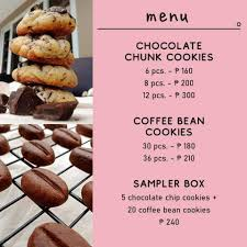Featured in 12 dinners and desserts you can make in a microwave. Cookies Landing On You Chocolate Chip Coffee Bean Cookies Food Drinks Homemade Bakes On Carousell