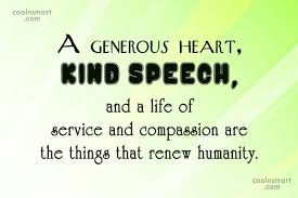 Generosity Quotes Gorgeous Generosity Quotes And Sayings Images Pictures CoolNSmart