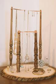 14 Useful DIY Ideas for Jewelry Stand