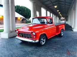 Chevy Pickup Truck 3100 3200 3600 Apache 55