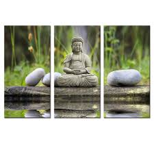 Cheap Contemporary Wall Art Online Get Cheap Modern Buddha Wall Art Aliexpresscom Alibaba