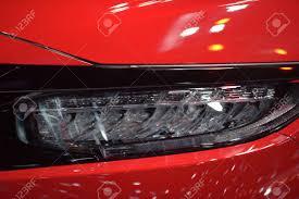 Car Body Lights Beautiful Parts Of The New Car Motorcycle Headlights Headlights