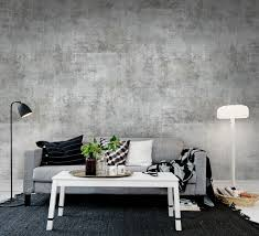 Related image of diy home decor how to paint a faux concrete wall finish  Paint For Cement Walls