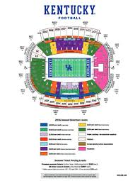Uk Athletics Announces Football Season Ticket Parking