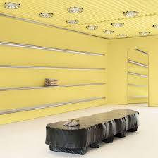 Interior Designers West Hollywood Acne Studios Creates Very Yellow Interior For West Hollywood