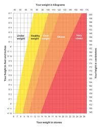 Fill In Weight Chart Ideal Weight Chart Dynamic Running Fitness