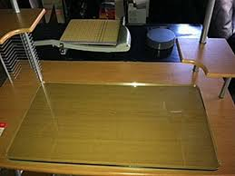 office desk cover. Clear Plastic Desk Protector. Slatwall Office Accessories. Cover C