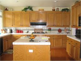 Update Oak Kitchen Cabinets Cool Design