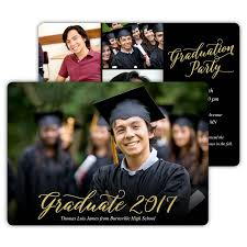 Design Your Own Graduation Invitations Golden Graduate Create Your Own Graduation Invitations And