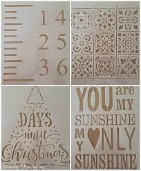 Stencil Revolution Diy Crafts Gifts Review Emily Reviews