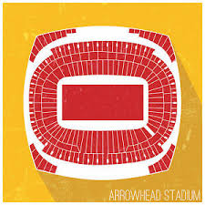 New Arrowhead Stadium Seating Chart