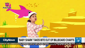 Baby Shark Takes Bite Out Of The Billboard Charts