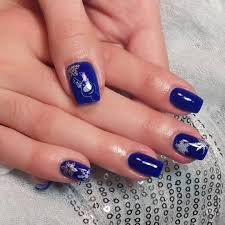 21+ Royal Blue Nail Art Designs, Ideas | Design Trends - Premium ...