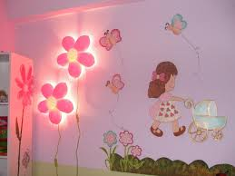 awesome childrens bedroom wall decorations trends with painting ideas children decals lights sconces decor alluring kids room little girl styles pictures