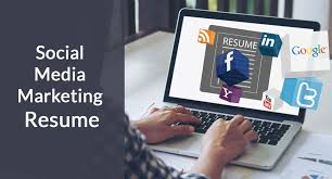 How To Write A Winning Social Media Marketing Resume Amazing Social Media Marketing Resume