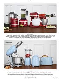 David Jones Kitchen Appliances Christmas Book Shop The Catalogue Home Food David Jones