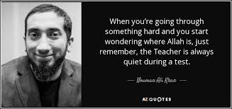 Az Quotes New TOP 48 QUOTES BY NOUMAN ALI KHAN Of 48 AZ Quotes